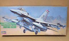 1/72 ハセガワ アメリカ空軍 F-16A PLUS ファイテングファルコン