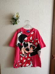最終値下げ☆TOKYO Disney RESORT☆ミニーマウスTシャツ