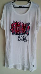 baby Shoop POW!プリントロングTシャツ