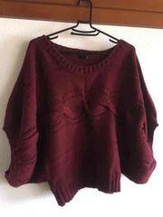 【大きいサイズ】可愛いセーター♪
