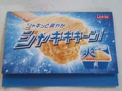 ロッテアイス爽オリジナル佐藤健クオカード当選品 送込