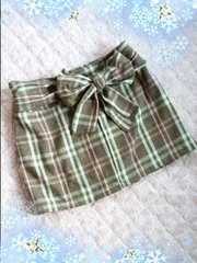 リズリサ☆リボン付きミニスカート