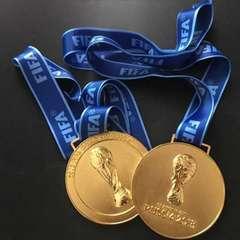 ロシアワールドカップ2018 金メダル