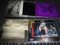 黒夢/SADS/清春 アルバム4枚セット+DVD 初回盤/限定盤/廃盤