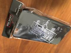 B'z 2015 EPIC NIGHT iPhone 6 Plus ケース 新品 未開封