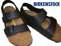 ビルケンシュトック 新品MILANOミラノ034791黒44