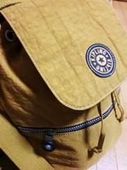 キプリング/KIPLING 男女兼用マスコット付きショルダーバッグ