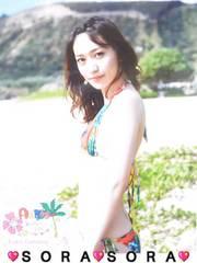 【AKB48 大島優子】海外旅行日記〜ハワイはハワイ〜DVD特典生写真�D