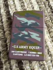ー  U.S ARMY  EQUIP. ー