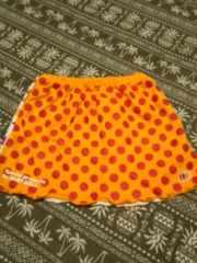 美品 ベビードール×ミッキーコラボスカート 110cm