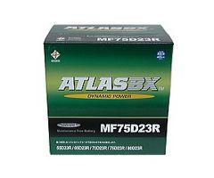 ATLAS アトラス バッテリー 75D23R [互換 55D23L 65D23L]