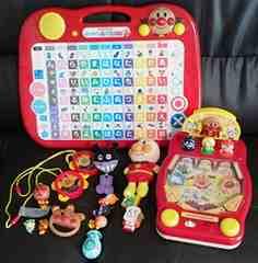 アンパンマン☆おもちゃ色々まとめて☆注意、ジャンク品
