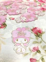 即決 デコパーツ 薔薇リボン 全身 プラパーツ 10個