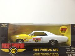 Ertl/'66 Pontiacポンティアック GTO 1/18 限定5000台