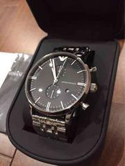 新品送料無料 エンポリオアルマーニ腕時計 AR 0389