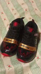 新品ワンピーススニーカー・シューズ・靴ONE PIECEエースブラック黒