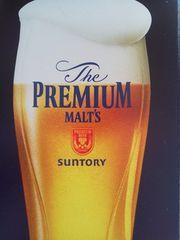 サントリー 新ザ・プレミアム・モルツ うまいお店のこだわりグラス(容量:340ml)�@