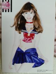 AKB48小嶋陽菜セーラームーンコラボ生写真青