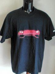 美品即決 送料無料 フィラ×フェラーリ 半袖Tシャツ コラボ 男性