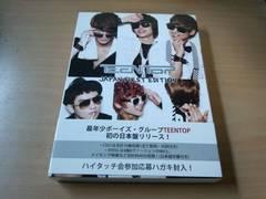 TEEN TOP CD「TEENTOP JAPAN FIRST EDITION」DVD付 韓国K-POP●