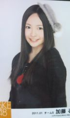 SKE48「私服写真」加藤るみ 5枚セット