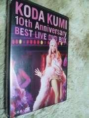 《倖田來未/10thアニバーサリー・ベストライブ》【音楽DVD】