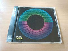 COIL CD「LOVEラヴ」コイル●