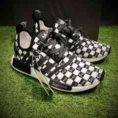 Supreme x Adidas NMD R_1 Boost 27.5
