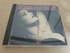 CD「スーパーユーロビート VOL.29 SEB SUPER EUROBEAT 29」●