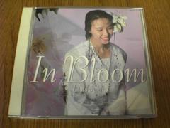 彩恵津子CD In Bloom 廃盤