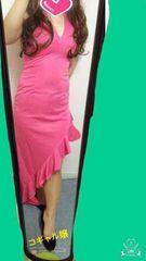 新品タグ付き系ドレス