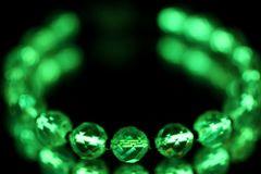 5天然石カットレインボー水晶光るブレスレット8�o16�p