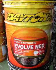 ☆ DAYTONA EVOLVE NEO 5W-40. SN/CF.A3/B3/B4/C3. 5GAL缶!