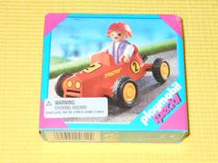 プレイモービル★playmobil 4612 木箱の車