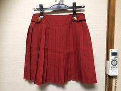 在庫処分☆クレイサス☆プリーツスカート