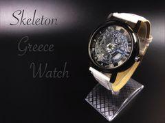 腕時計高品質ステンレススチール レザー 革 ベルト ウォッチ