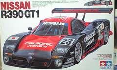 1/24 タミヤ NISSAN R390 GT1