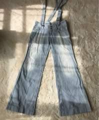 レディース   オーバーオール風パンツ  Mサイズ