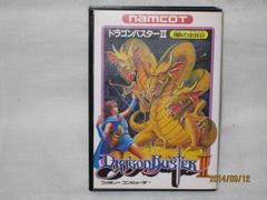 新品レアファミコンソフト ドラゴンバスター�U 闇の封印