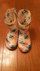 スティッチの長靴