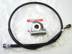 (500)GSX400Eザリゴキスピードメーターギヤーワイヤーセット