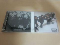 神話(SHINHWA) CD2枚セット★WEDDING / Inspiration♯1 シンファ