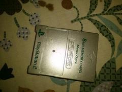 メモリーカード 8MB