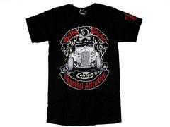 バイカー&ビリヤード系 オリジナルTシャツ XLサイズ 入荷�M