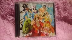 AAA「Wakeup!」ワンピースアニメジャケット限定/ONE PIECE