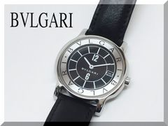 BVLGARI☆ブルガリ ソロテンポ  ST35S  紳士腕時計
