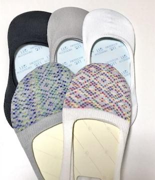フットカバー靴下〓5足set〓新品〓