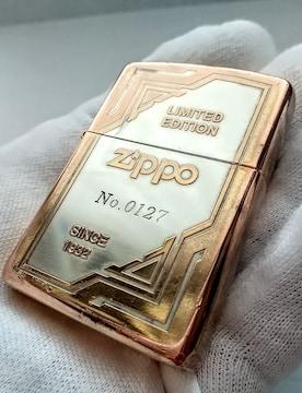 ZIPPO limited edition ジッポライター