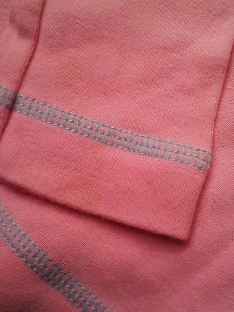 新品同様デイジーラバーズピンク長袖Tシャツ120 < ブランドの