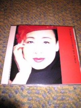 CD:加藤登紀子 全曲集 帯無し